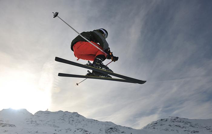 Skiing San Diego